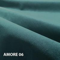 Велюр мебельная ткань для обивки amore 06 turkis, бирюзовый