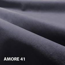 Велюр мебельная ткань для обивки Amore 41 navy, темно-синий
