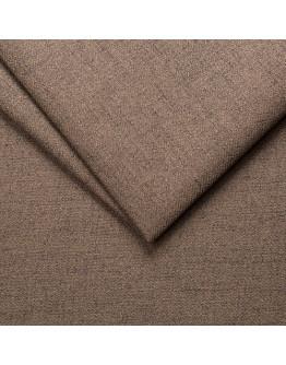 Рогожка обивочная ткань для мебели foster 04 brown, коричневый