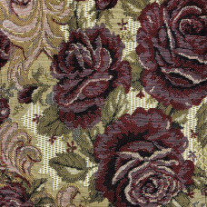 Гобелен розы ширина 2,1 м