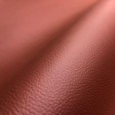 Экокожа Auto-Hortica C2162MF на микрофибре, красно-коричневая, гладкая, 1,2 мм