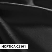 Экокожа hortica c2101 черная гладкая