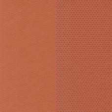 Экокожа Auto-Hortica PC116MF на микрофибре, коричневая, перфорация, 1,2 мм