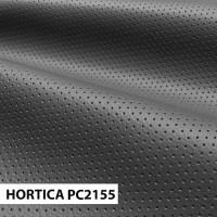 Экокожа hortica pc2155 серо-коричневая перфорация