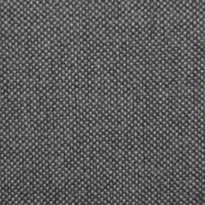 Рогожка обивочная ткань для мебели Hugo 94 Dk. Grey, темно серая
