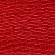 Рогожка обивочная ткань для мебели luna  60 red, красная