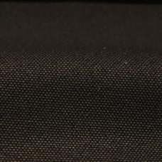 Рогожка обивочная ткань для мебели Luna  36 black, черная