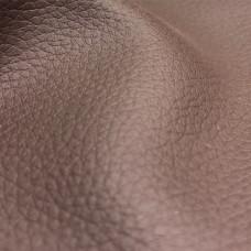 Искусственная кожа, кожзам темно-коричневая гладкая ультра 797
