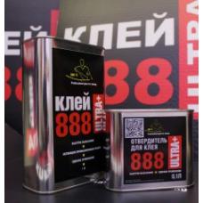 Клей 888 ultra plus 1л