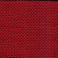Рогожка обивочная ткань для мебели красная крафт 15