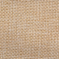 Рогожка обивочная ткань для мебели лен бежевая крафт 04