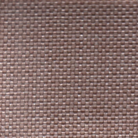 Рогожка обивочная ткань для мебели крафт 03 темно-бежевая