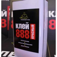 Клей жидкий 888 Ultra Red в железной банке 5л.