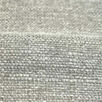 Рогожка обивочная ткань для мебели artemis 18 silver, серебряный
