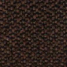 Рогожка обивочная ткань для мебели Baltimore 28 dark brown, темно коричневый