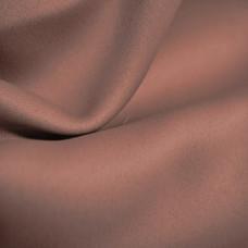 Блэкаут интерьерная ткань для штор и портьер, негорючая нить, термотрансфер, 300 см, терракотовый