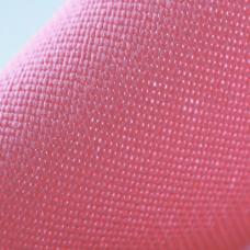 Габардин интерьерная ткань для штор и портьер Премиум, Термотрансфер, ширина рулона 150 см, персиковая кливия