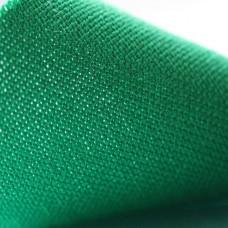Габардин интерьерная ткань для штор и портьер Премиум, Термотрансфер, ширина рулона 150 см, зеленый павлин