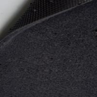 Ковролин на подложке для автомобильных ковриков  ворс 5 мм, графит