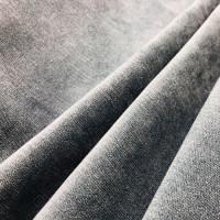 Велюр обивочная ткань для мебели matrix 16 grey, серый