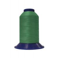 Нитки швейные polyart mt 20/3 1500(821) зеленый