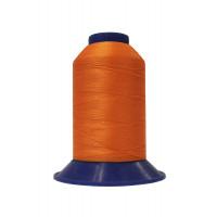 Нитки швейные polyart mt 20/3 1500(0054) оранжевый