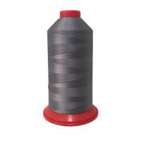 Нитки швейные polyart 40.3 арт. 6694, серый