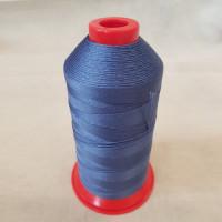 Нитки швейные polyart mt 20/3 1500(2992) синий
