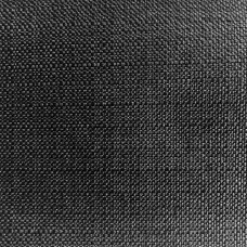 Рогожка обивочная ткань для мебели Porto 96 dk.grey, серый