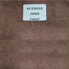 Микровельвет ткань для мебели suedine 1022 camel