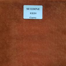 Микровельвет ткань для мебели suedine 1221 curry