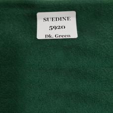 Микровельвет ткань для мебели suedine 5920 dk. Green