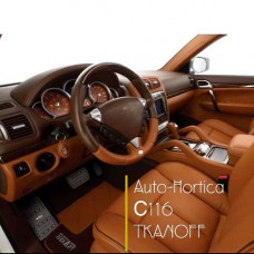 Перетяжка руля экокожей auto-hortica в москве