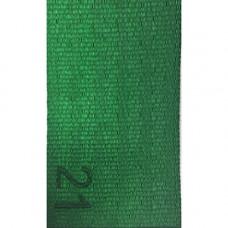 Лента ремня безопасности 21 темно-зеленая